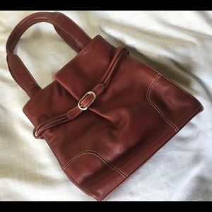 Kenneth Cole Bag, Red